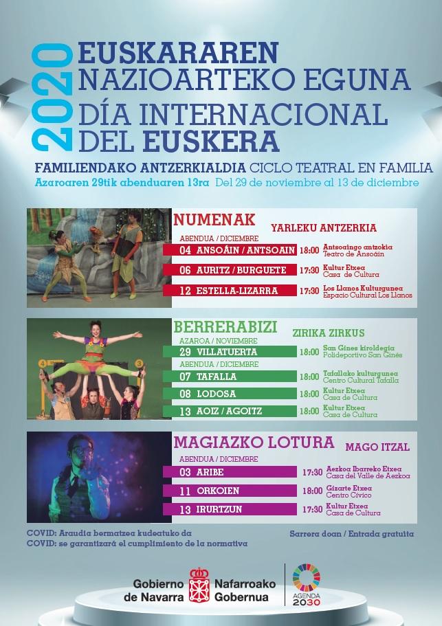 dia internacional del euskera