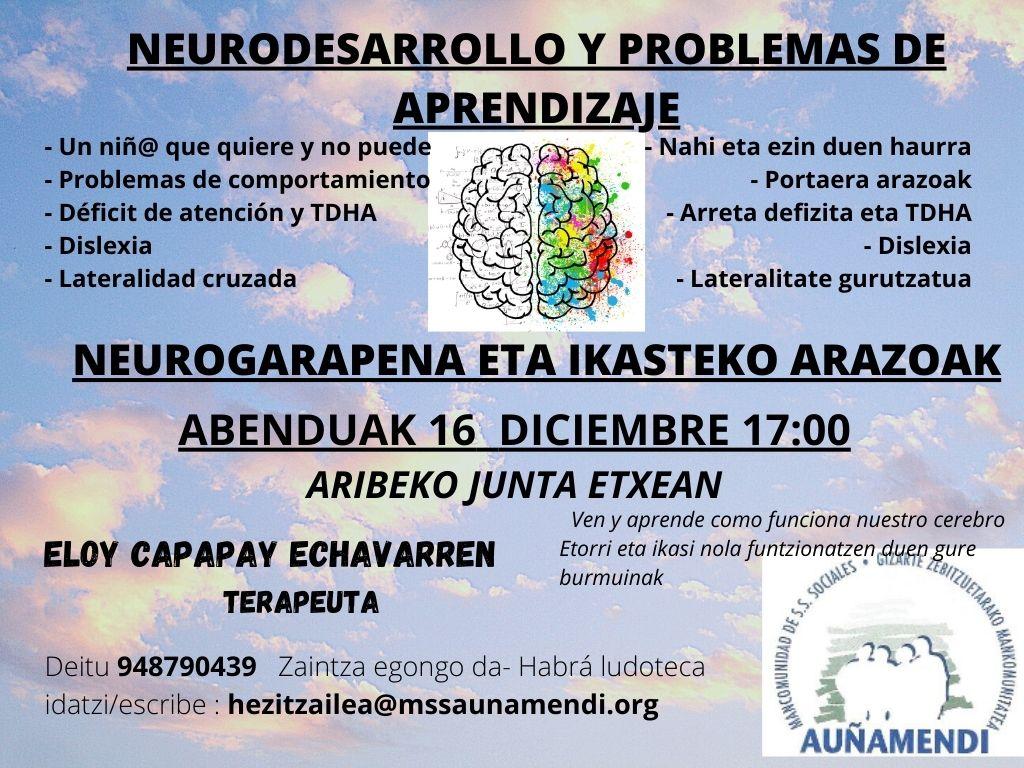 Neurodesarrollo formacion kartela